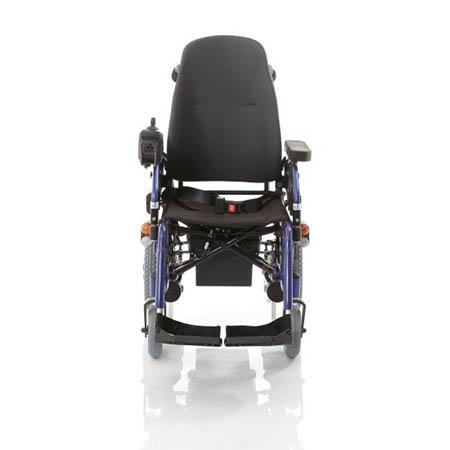 Carrozzina elettrica per disabili escape lx cm910 for Sedia a rotelle reclinabile