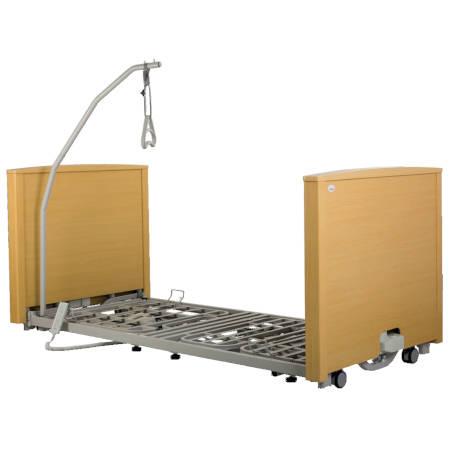 Letto alzheimer elettrico con sponde per anziani - Sponde letto per anziani ...
