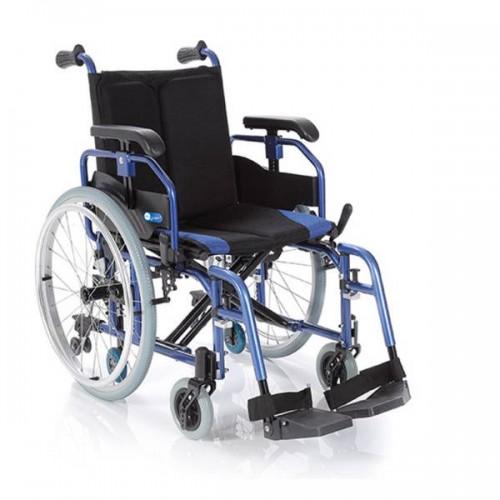 Carrozzine manuali per disabili e anziani